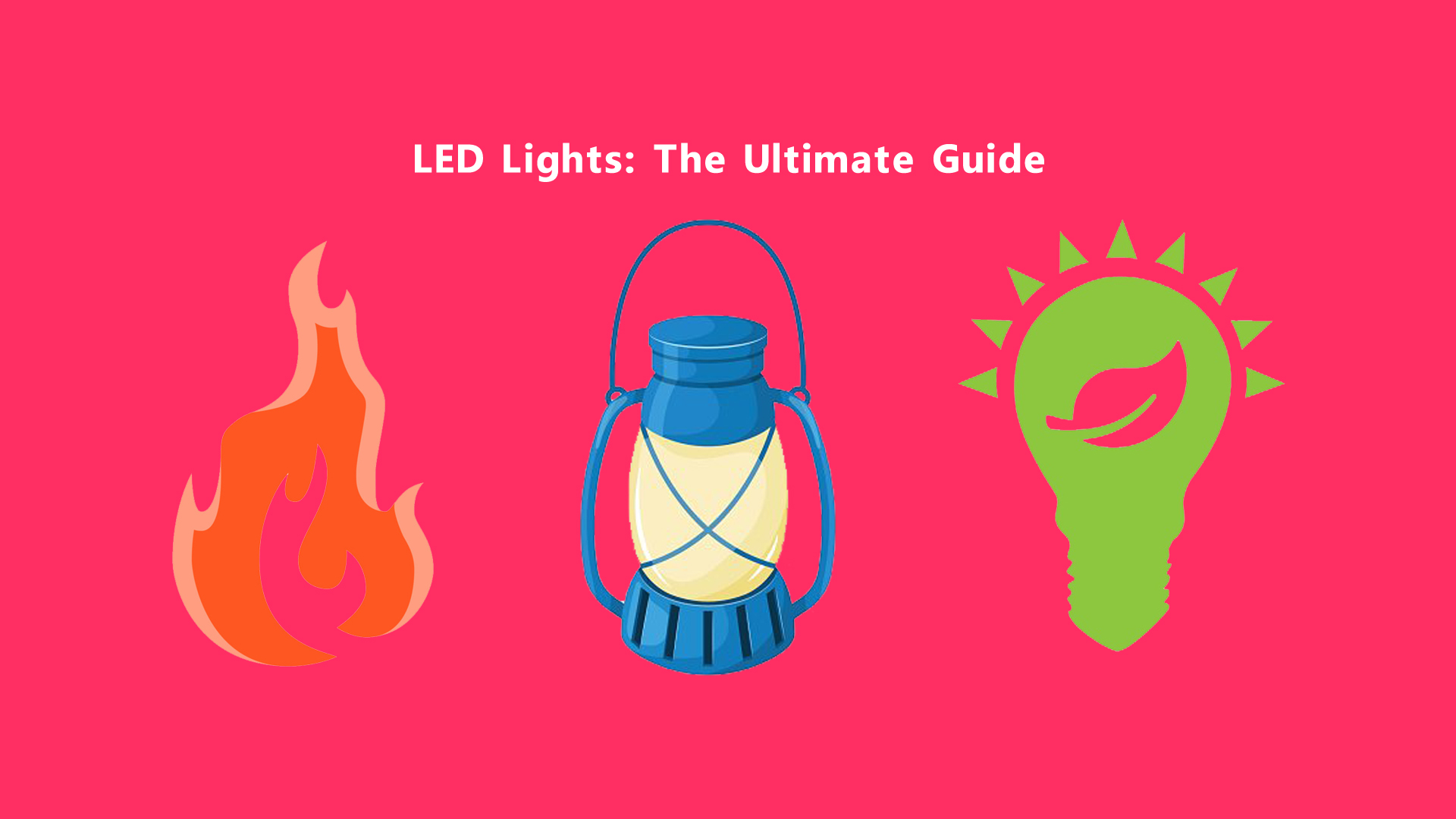 LED Lights The Ultimate Guide