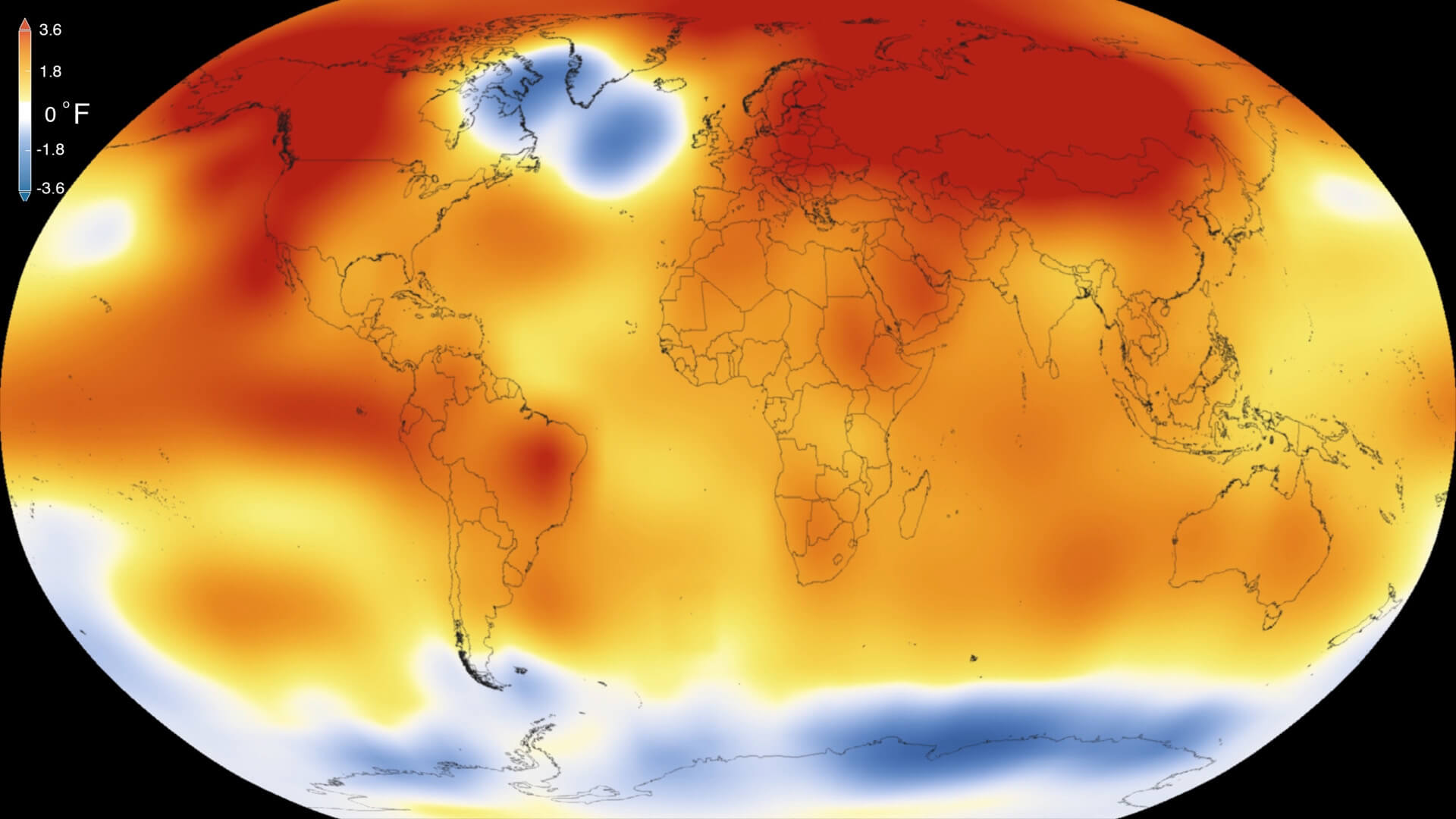 2015 Global Temperatures